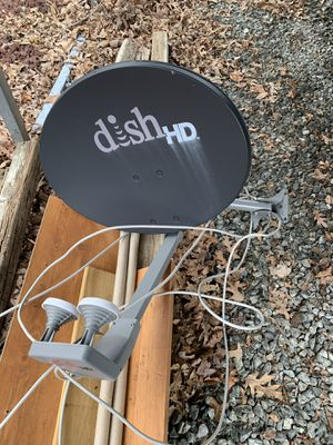Dish sat lite and mount for Sale in Thomasville, NC