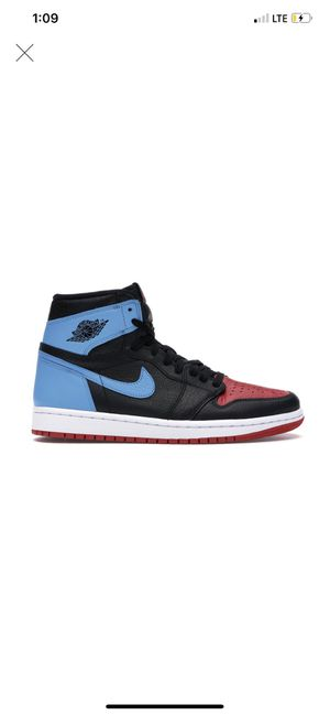 Jordan 1 Retro High UNC to CHI size 6.5 Men / 8 Women Nike for Sale in Hawthorne, CA