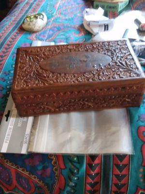 Old cigar box wood for Sale in Fort Worth, TX