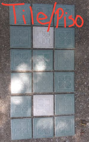 4×4 decorative tile for Sale in Dallas, TX