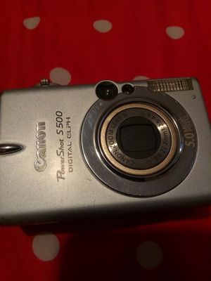 Canon Power shot S 500 Digital Camera for Sale in Greenwood, IN