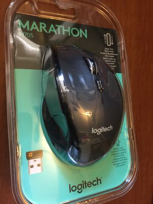 Brand New Logitech M705 Wireless Marathon Mouse for Sale in Phoenix, AZ