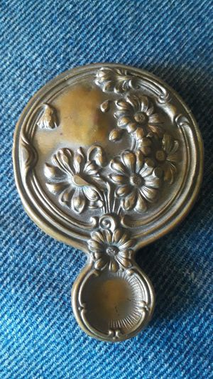 Antique fine ladies purse mirror early 1900s for Sale in Hillsboro, OR