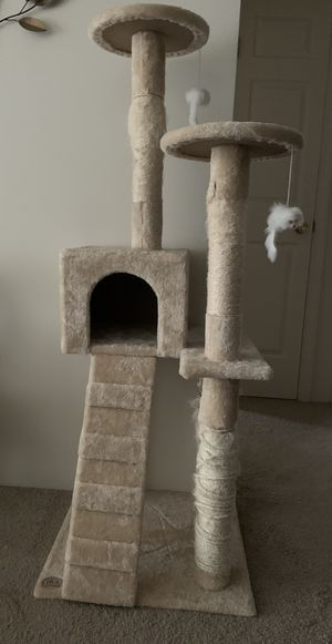 Cat tree/tower for Sale in Billerica, MA