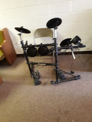 I have electric drums set for sale good condition and working condition for Sale in Graham, NC