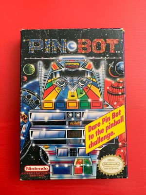 Pin Bot Nintendo Entertainment System (untested) for Sale in Worthington, OH