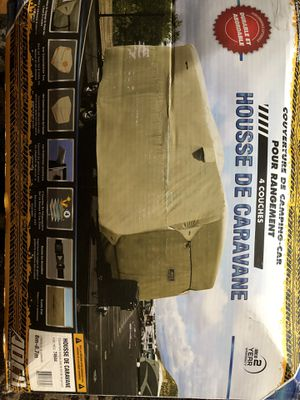 Adco travel trailer cover for Sale in Tacoma, WA