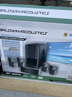 Home theater system sound for Sale in San Antonio, TX