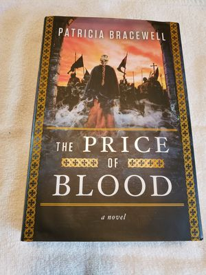 BOOK - THE PRICE OF BLOOD by Patricia Bracewell for Sale in Belmont, CA