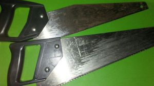 2 for 1 Deal! = 2, 14in saws! Great for lite tree work or other wooden projects!! for Sale in Orlando, FL