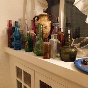 Vintage Bottle Collection for Sale in San Diego, CA
