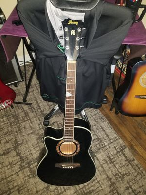 Pro left handed guitar and amp package deal.!!!! for Sale in Leominster, MA
