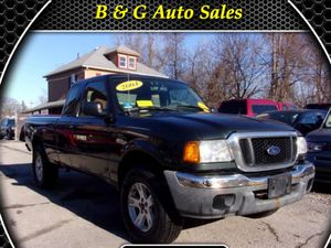 2004 Ford Ranger XLT SuperCab 4WD for Sale in Chelmsford, MA