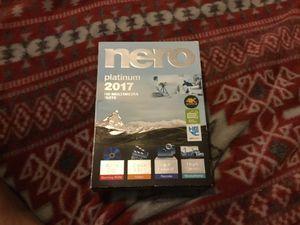 Nero editing software 2017 for Sale in Montebello, CA