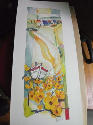 Tuscany III - Avant Art from Germany for Sale in Saginaw, MI