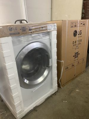 LG washer and dryer for Sale in Seattle, WA