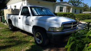 Dodge Ram 1500 Pick up 1999 (Long Bed) for Sale in Jacksonville, FL