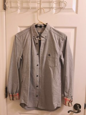 Shirt ,Burberry for Sale in Tempe, AZ