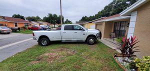 Dodge Ram 3500 heavy duty 4x4 for Sale in Tampa, FL