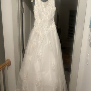 David's Bridal Wedding dress for Sale in Cumming, GA