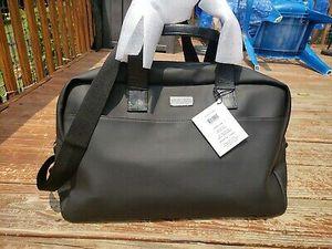 Jimmy Choo Parfums Tote Large Black Faux Snakeskin Handles Weekend Gym Bag for Sale in Las Vegas, NV