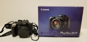 Canon Powershot S5 IS for Sale in Chicago, IL