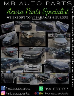 Acura parts for Sale in Pembroke Pines, FL