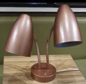 Vintage Mid-Century double gooseneck desk lamp for Sale in Los Angeles, CA