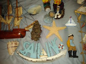 Nautical/Beach Decor for Sale in Woonsocket, RI