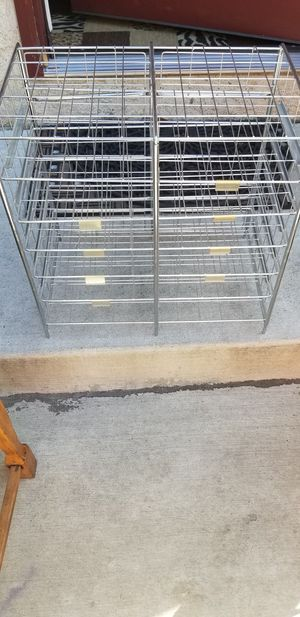 22x22 metal file thingy for Sale in Colorado Springs, CO