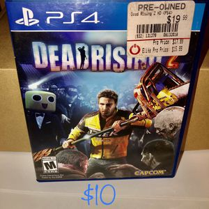 Dead Rising 2 — PS4 game for Sale in Buena Park, CA