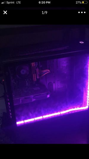 Budget Streaming Gaming PC for Sale in Whittier, CA