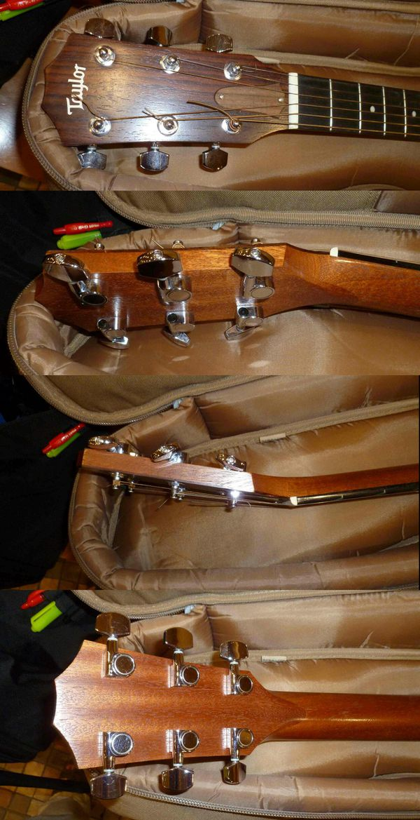 Taylor 110 Acoustic Guitar w Gig Bag Minty