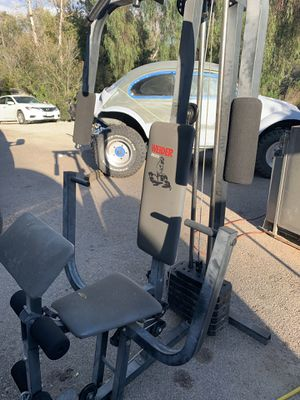 Joe weider universal weight set gym 50$ for Sale in Poway, CA
