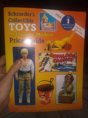 Schroeder's Collectible Toys Price Guide for Sale in Riverview, FL