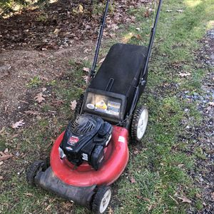 Yard Machines Bagger Mower for Sale in Harrisburg, PA
