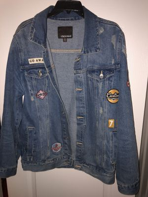 Denim Jacket for Sale in Greenville, NC