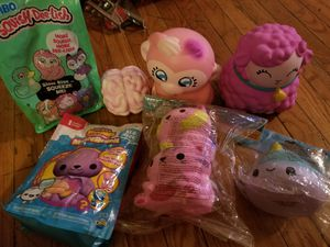 Soft 'N Slo Squishies & Squish-Dee-Lish for Sale in Mineral Wells, WV