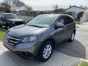 2012 Honda CRV EXL for Sale in South Gate, CA