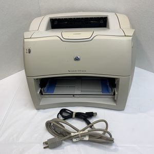 HP LaserJet 1200 Workgroup Laser Printer (Page Count: 4560) - Tested W/ Toner for Sale in Pelham, NH