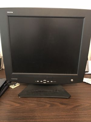 Gateway computer monitor for Sale in Round Rock, TX