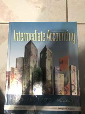 Intermediate Accounting- 7th Edition for Sale in Queens, NY
