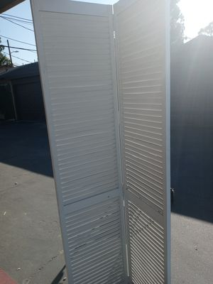 Louver door for Sale in Upland, CA