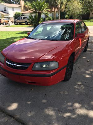 Chevy impala 2003 for Sale in Brandon, FL