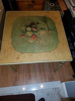Antique card table for Sale in Reading, MA