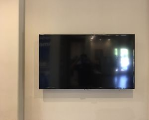 Need your TV mounted on a wall or else where for a decent price? Call me! for Sale in Fontana, CA