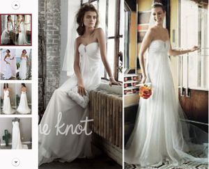 NWT David's Bridal Galina Wedding Gown and Veil (MAKE OFFER) for Sale in Chunchula, AL