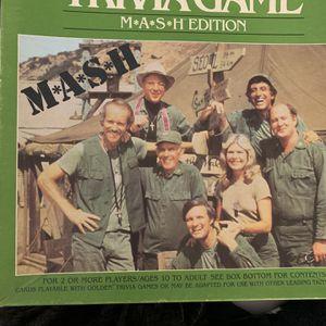 Vintage Mash Trivia Game for Sale in Gaithersburg, MD