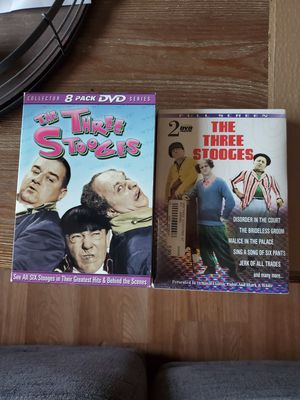Three Stooges DVD for Sale in San Diego, CA