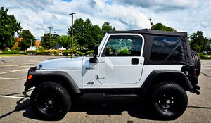 Price $$12OO Jeep Wrangler 2003 One Owner! Excellent Condition for Sale in New Orleans, LA